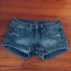 Bebe Jean Shorts